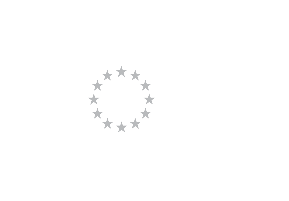 White EU Commission logo
