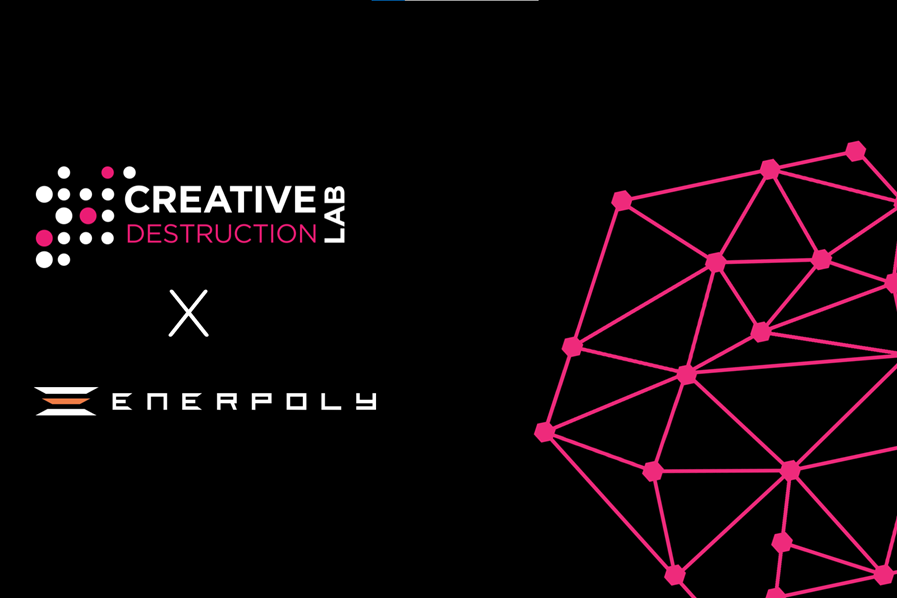 Enerpoly accepted into Creative Destruction Lab – Oxford Climate Track